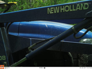 New Holland Blue~